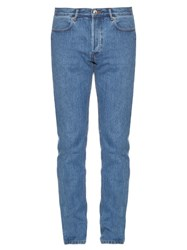A.P.C. Petit New Standard Skinny Jeans Light Blue