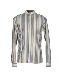 Guy Rover Shirts Shirts Men Slate Blue