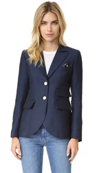 Smythe Dandy Blazer Navy Black