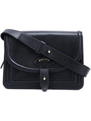 Maiyet 'Icon' Mini Messenger Bag Black