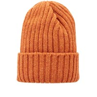 Beams Plus Wool Watch Cap Orange