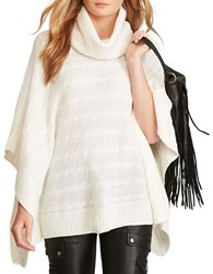 Polo Ralph Lauren Cable Wool Cashmere Poncho Collection