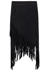 All About Eve Yiha Maxi Skirt Black