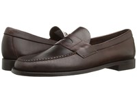 Sebago Heritage Penny Brown Oiled Waxy Leather Men's Shoes