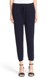 Alexander Wang Women's T By Wool And Cashmere Drop Crotch Sweatpants