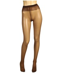 Wolford Individual 10 Tights Coca Hose Brown