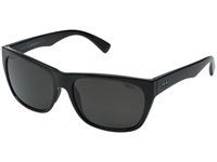 Zeal Optics Carson Black Gloss Dark Grey Polarized Lens Sport Sunglasses