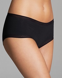 Ongossamer Boyshorts Cabana Cotton 025973 Black