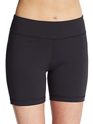 Hbc Sport Flex Biker Shorts Black