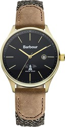 Barbour Bb021gdhb Mens Strap Watch