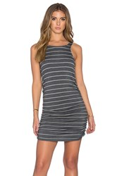 Saint Grace Holly Dress Charcoal