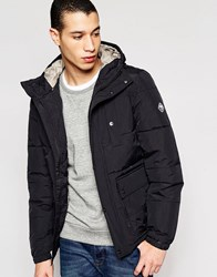 Puffa Caney Amsterdam Coat Black