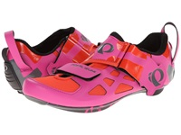 Pearl Izumi W Tri Fly V Carbon Hot Pink Black Women's Cycling Shoes