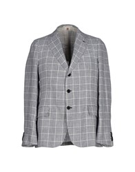 Luigi Borrelli Napoli Suits And Jackets Blazers Men White