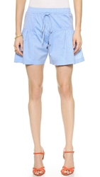 Rebecca Minkoff Beverly Shorts Steel Blue
