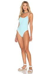 L Space Maniac One Piece Blue