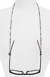 Corinne Mccormack 'Cannes' Beaded Eyewear Chain Gold