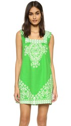 Plenty By Tracy Reese Tunic Dress Grass