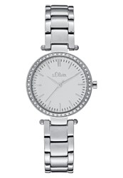S.Oliver Watch Silvercoloured