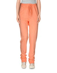 Romeo Y Julieta Trousers Casual Trousers Women Orange