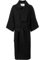 Henrik Vibskov 'Cape' Coat Women's Size Xs Black