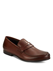 Harry's Of London James Satin Oxford Loafer Oxford Brown