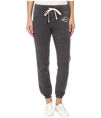 Billabong Bench Warmer Pants Off Black Women's Casual Pants