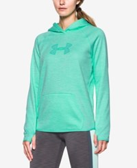 Under Armour Storm Logo Hoodie Crystal