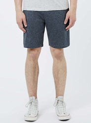 Topman Navy Loungewear Shorts
