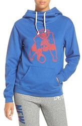 Junk Food Women's 'New England Patriots' Cotton Blend Hoodie