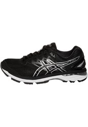 Asics Gt2000 4 Stabilty Running Shoes Black Onyx Silver