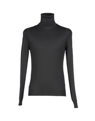 Bikkembergs Turtlenecks Dark Green