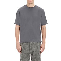 Tomorrowland Men's Boxy T Shirt Grey