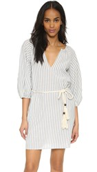 Sam And Lavi Thalia Dress Cafe Stripe