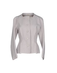 Nina Ricci Suits And Jackets Blazers Women Light Grey