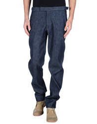 Christian Dior Dior Homme Denim Denim Trousers Men Blue