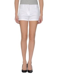 Aspesi Shorts White