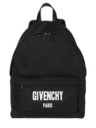 Givenchy Nylon And Cotton Cordura Backpack
