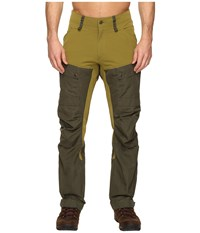 Fjall Raven Keb Trousers Olive Men's Casual Pants