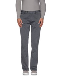 Mauro Grifoni Trousers Casual Trousers Men Grey