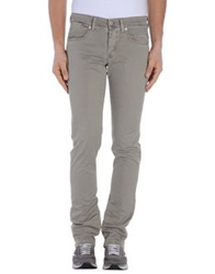 Siviglia Denim Pants Military Green