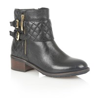 Lotus Herkla Ankle Boots Black