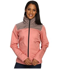 Adidas Wandertag Jacket Tech Earth Ray Pink Women's Coat
