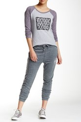Roxy Groovy Song Sweatpant Gray