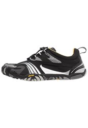 Vibram Fivefingers Kmd Sport Ls Trainers Black Silver Grey