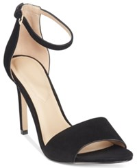 Aldo Women's Fiolla Two Piece Dress Sandals Black