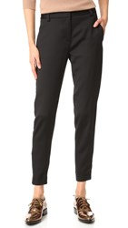 Dkny Tailored Relaxed Pants Black