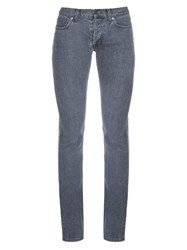 Saint Laurent Skinny Jeans Grey