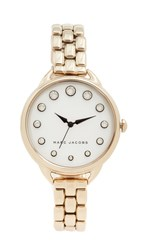 Marc Jacobs The Betty Watch Gold Mop