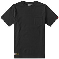 Wtaps Blank Pocket Tee Black
